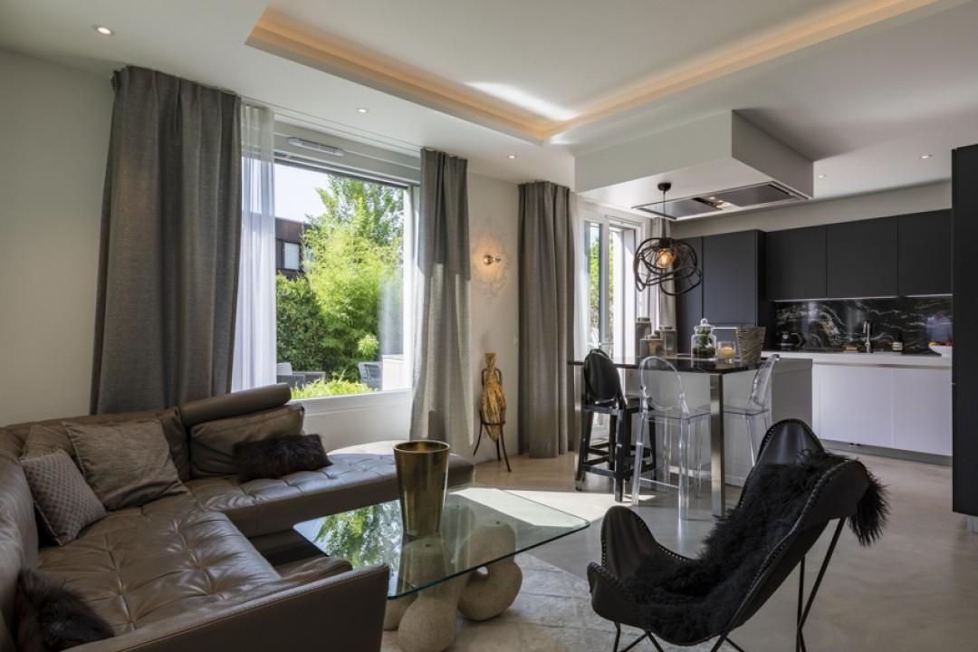 Exceptionnel appartement haut de gamme avec jardin privatif - 5