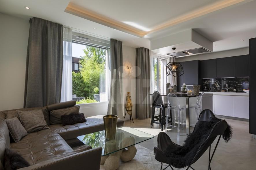 VENDU! Appartement haut de gamme avec jardin privatif - 5