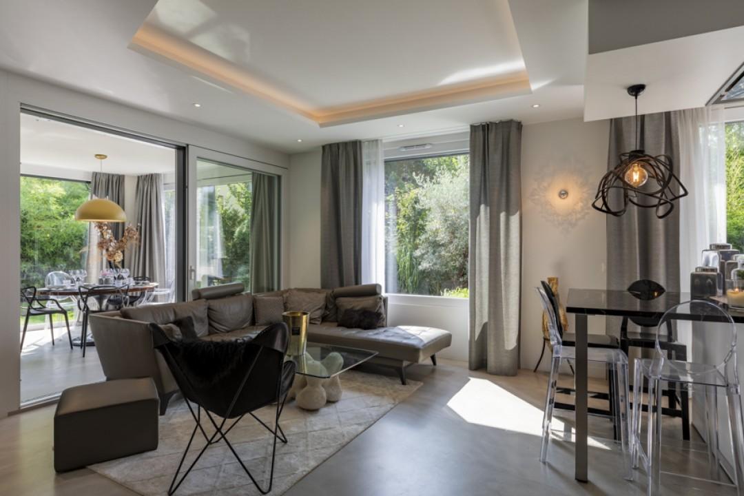 Exceptionnel appartement haut de gamme avec jardin privatif - 2