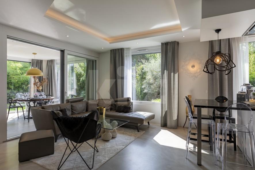 Außergewöhnliche Wohnung mit toller Ausstattung und Garten - 2