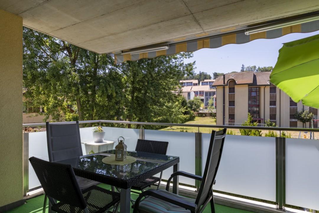 Très bel appartement spacieux à moins de 10 km de Fribourg - 6