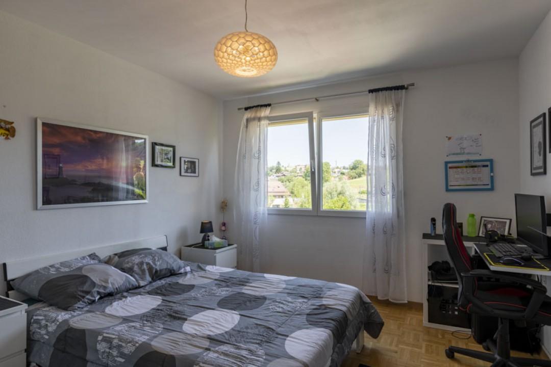 Très bel appartement spacieux à moins de 10 km de Fribourg - 8