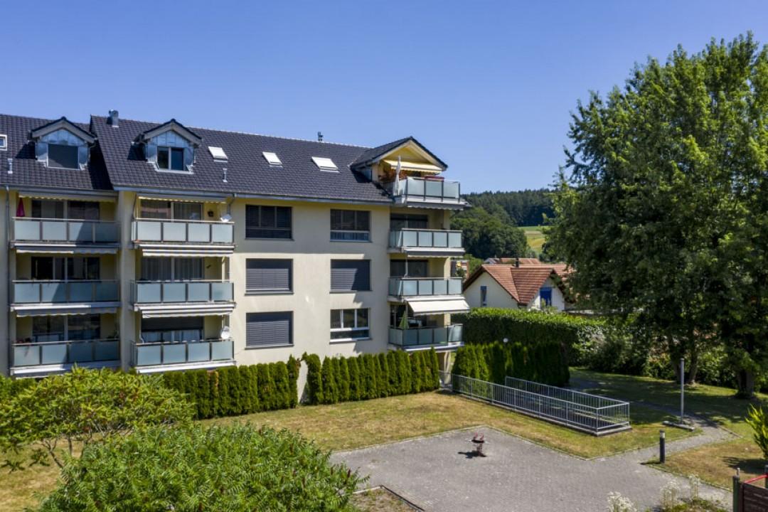 Très bel appartement spacieux à moins de 10 km de Fribourg - 13