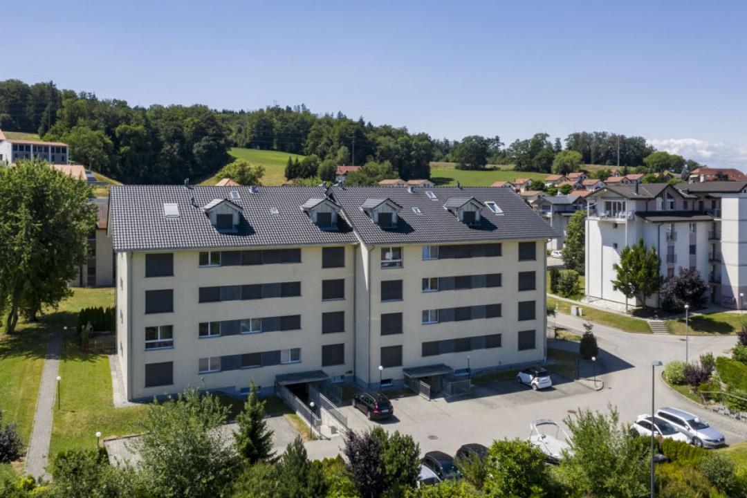 Très bel appartement spacieux à moins de 10 km de Fribourg - 12