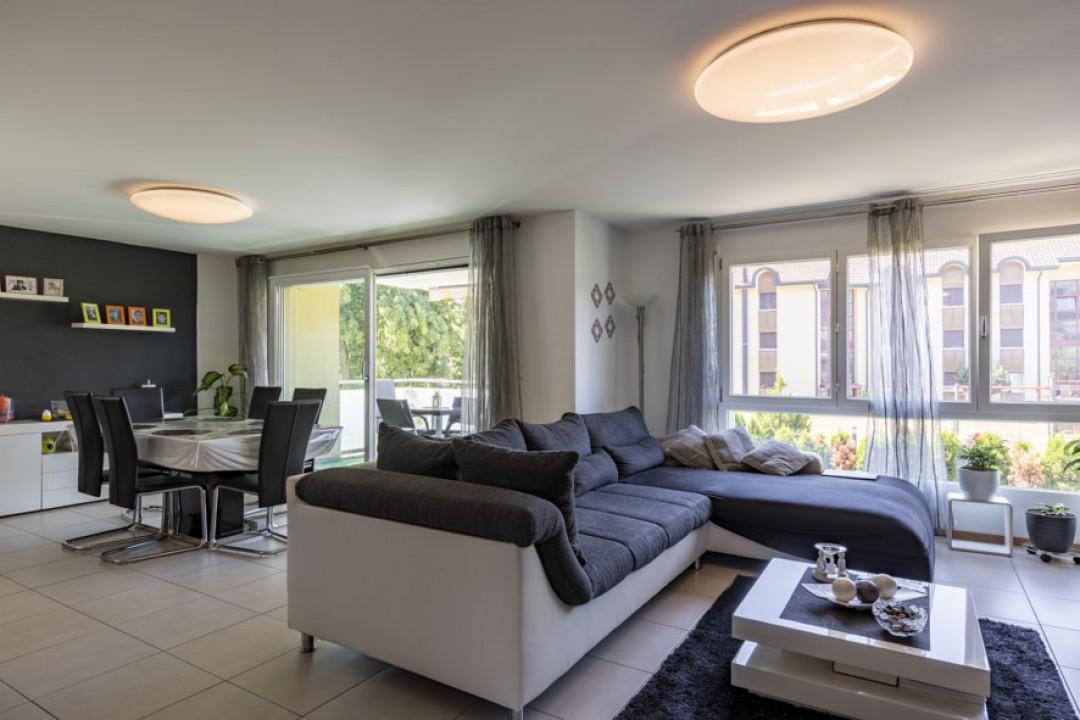 Très bel appartement spacieux à moins de 10 km de Fribourg - 1