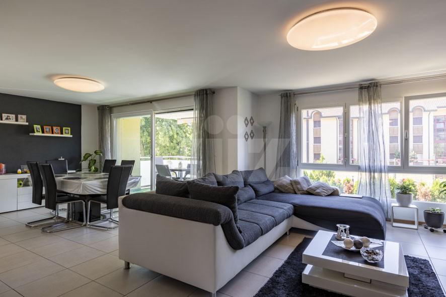 Schöne grosszügige Wohnung knapp 10 km von Freiburg entfernt - 1