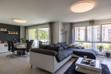 Très bel appartement spacieux à moins de 10 km de Fribourg