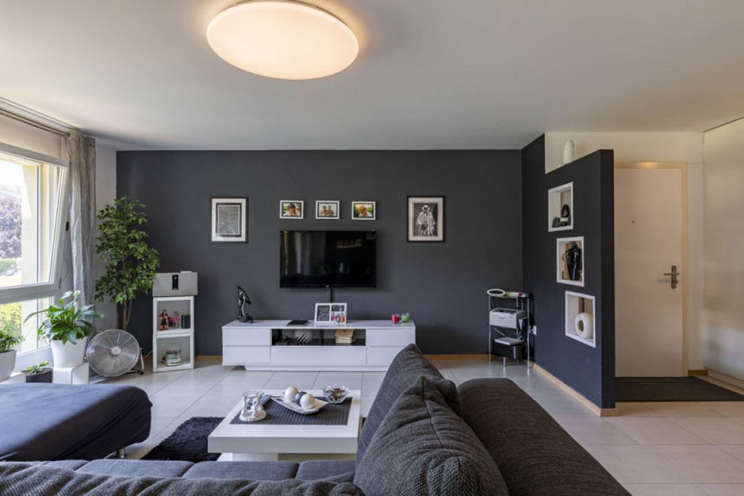 Très bel appartement spacieux à moins de 10 km de Fribourg - 2