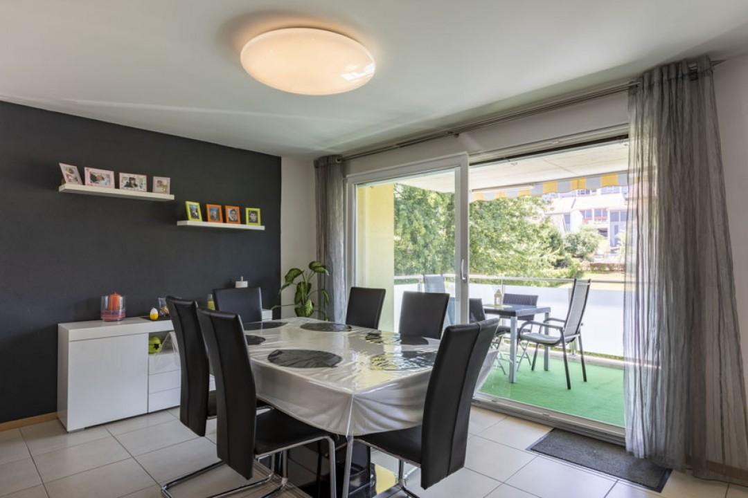 Schöne grosszügige Wohnung knapp 10 km von Freiburg entfernt - 5