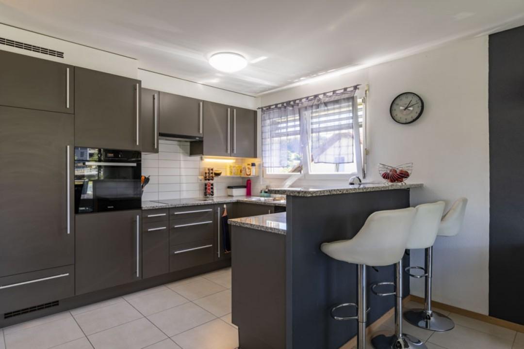 Très bel appartement spacieux à moins de 10 km de Fribourg - 3