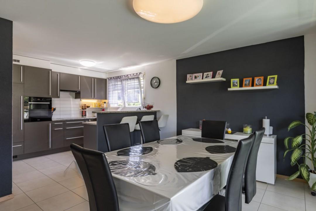 Très bel appartement spacieux à moins de 10 km de Fribourg - 4