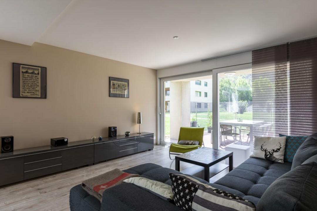 Sehr schöne moderne Wohnung, geräumig und gemütlich - 5