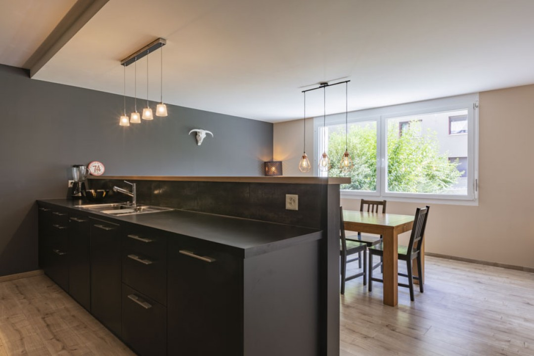 Sehr schöne moderne Wohnung, geräumig und gemütlich - 3