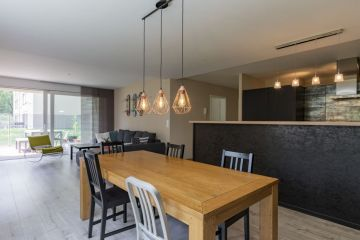 Très bel appartement moderne, spacieux et chaleureux