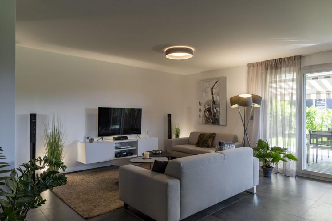 Superbe appartement de standing entièrement rénové avec goût - 2