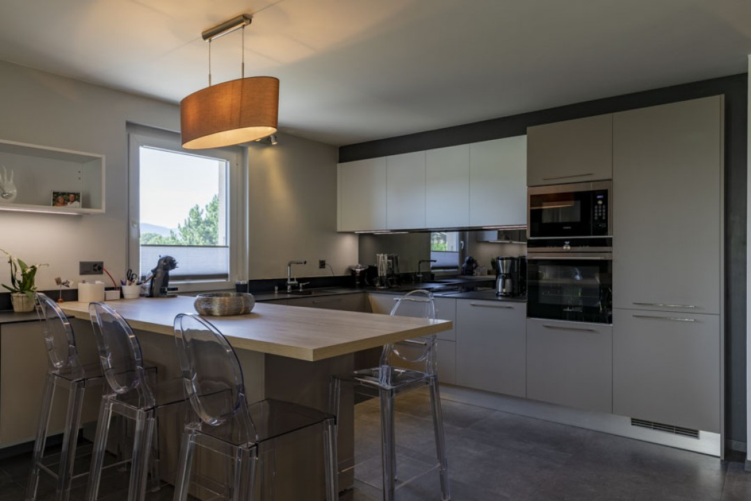 Superbe appartement de standing entièrement rénové avec goût - 4