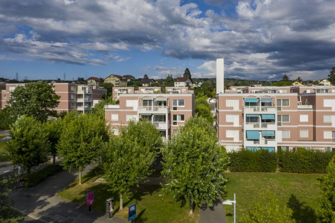 Schöne Wohnung im obersten Stockwerk mit schönem Balkon - 13