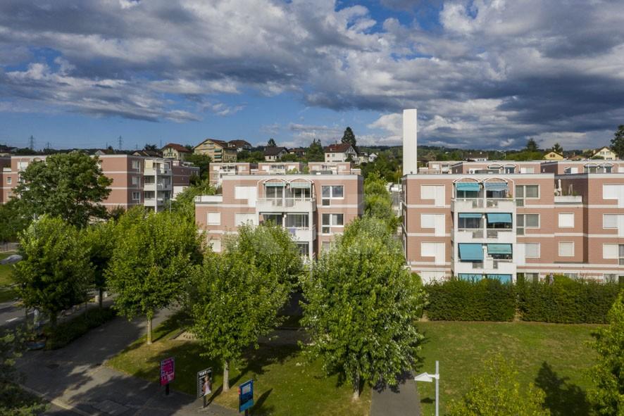 VENDU! Bel appartement au dernier étage avec terrasse - 13