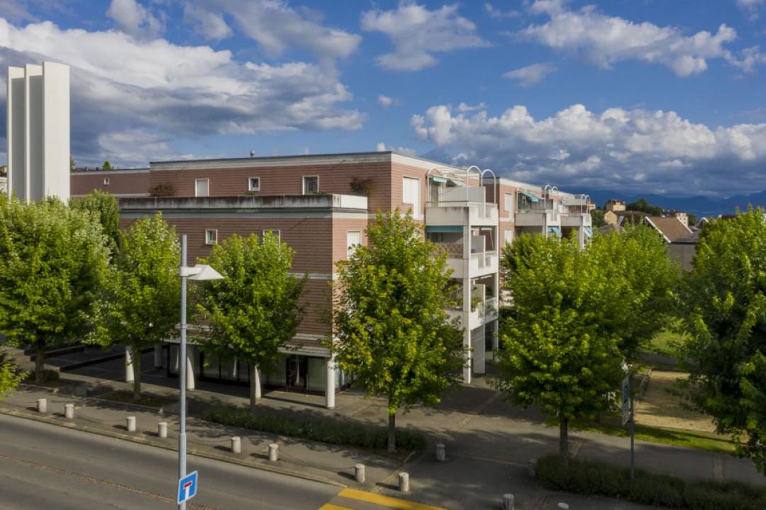 Schöne Wohnung im obersten Stockwerk mit schönem Balkon - 11