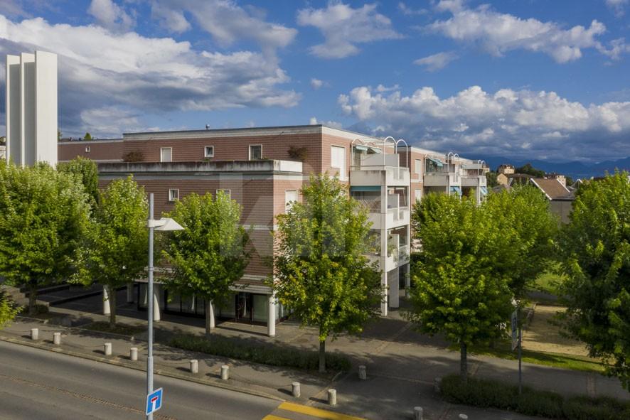 VENDU! Bel appartement au dernier étage avec terrasse - 11