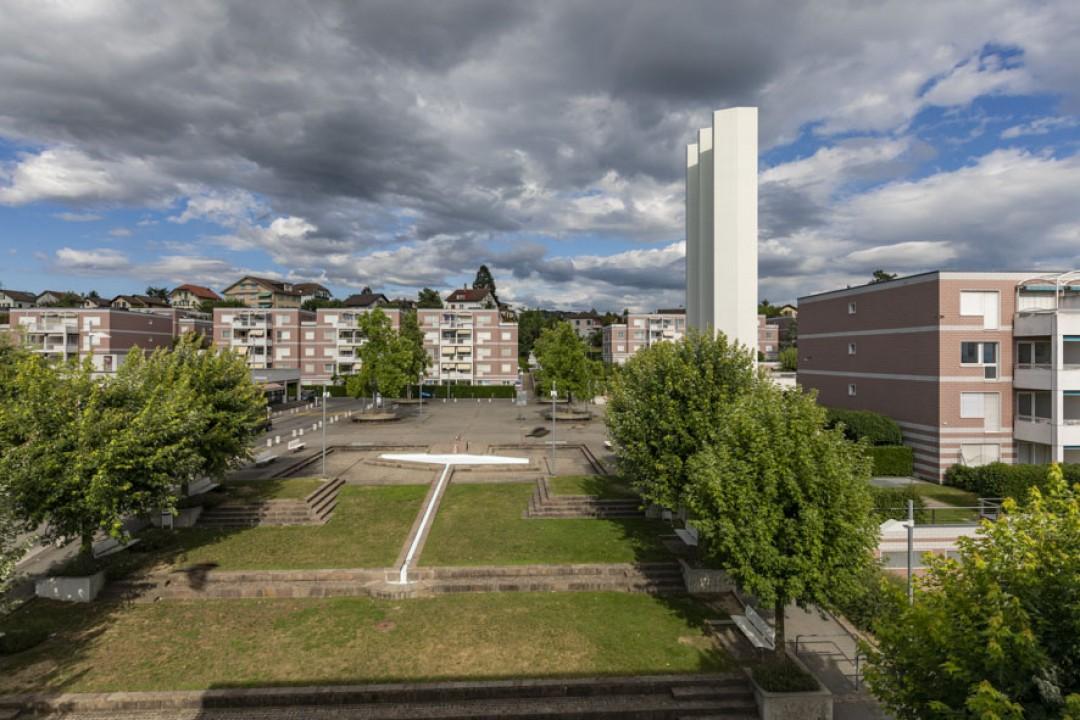Schöne Wohnung im obersten Stockwerk mit schönem Balkon - 12