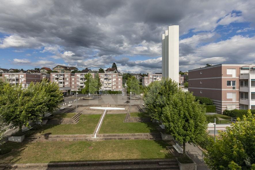 VENDU! Bel appartement au dernier étage avec terrasse - 12