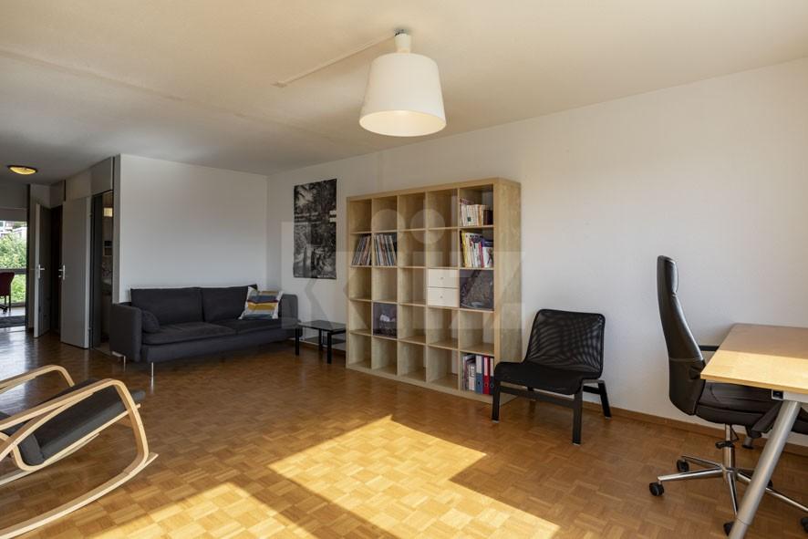 VENDU! Bel appartement au dernier étage avec terrasse - 6