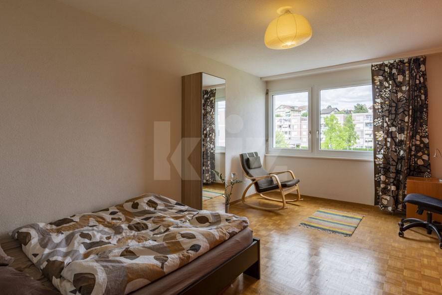 VENDU! Bel appartement au dernier étage avec terrasse - 8