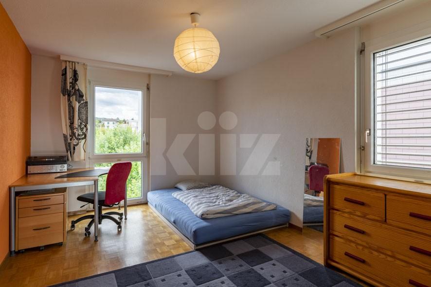 VENDU! Bel appartement au dernier étage avec terrasse - 7
