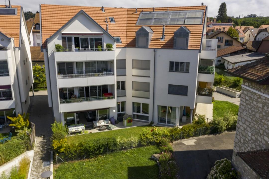 Magnifique appartement très soigné avec jardin privatif - 13