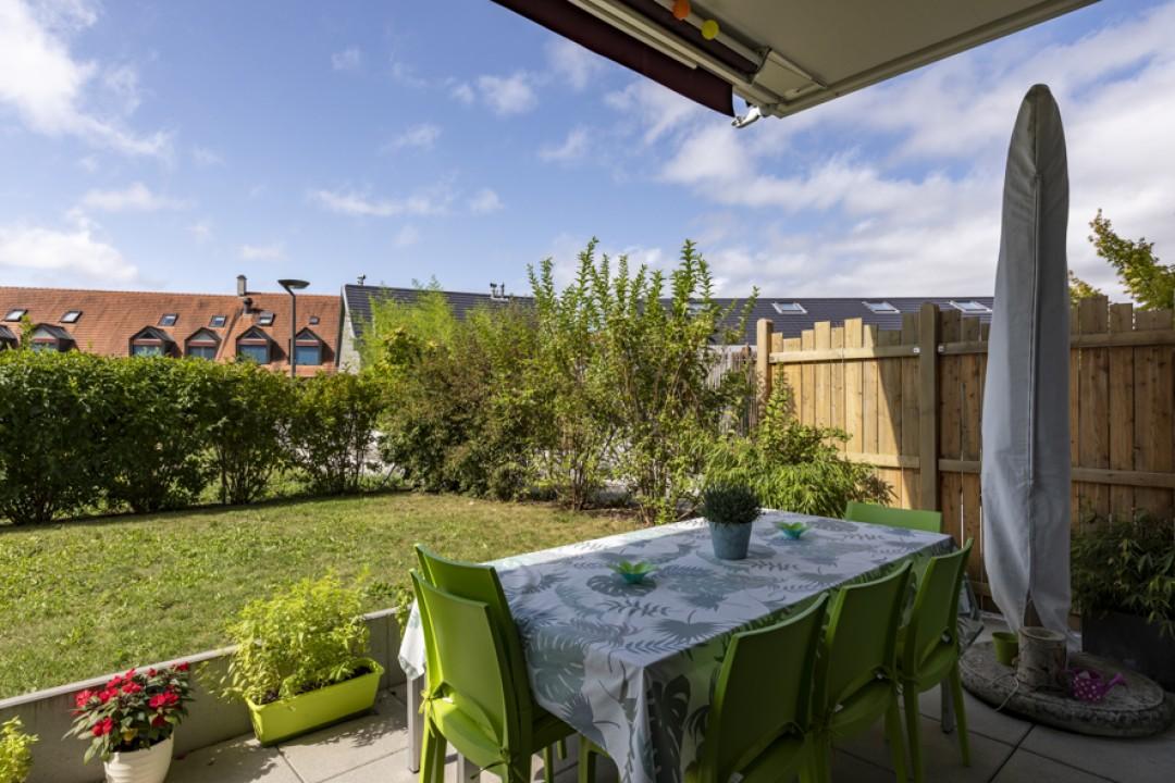 Magnifique appartement très soigné avec jardin privatif - 12