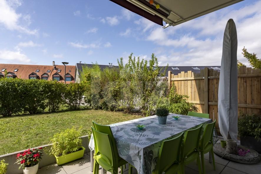 Schöne, gepflegte Wohnung mit privatem Garten - 12