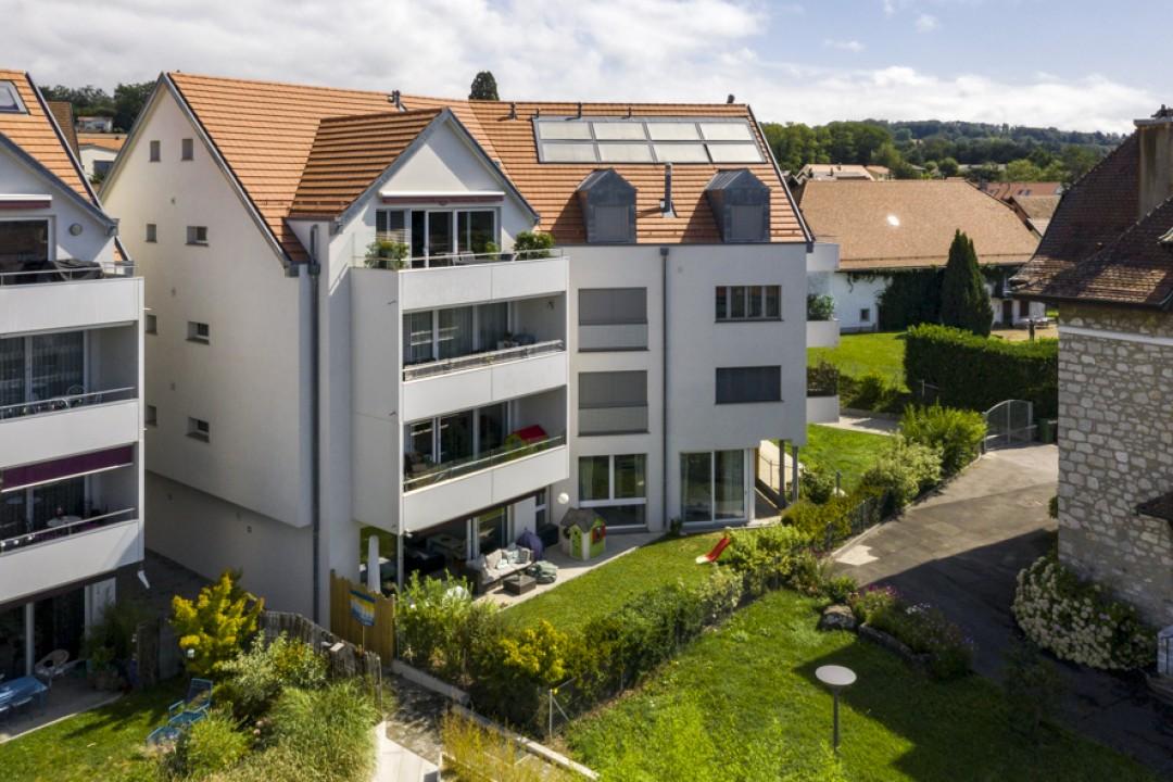 Magnifique appartement très soigné avec jardin privatif - 1