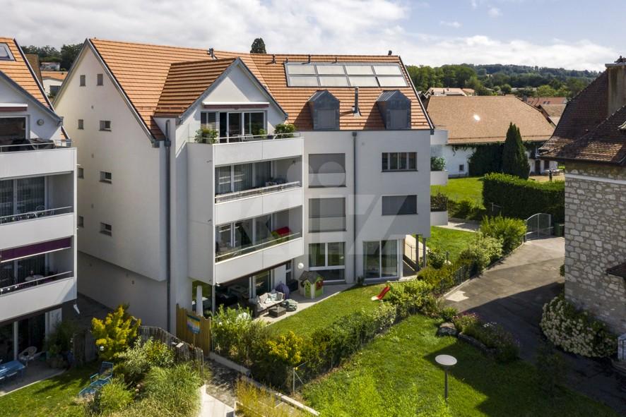 Schöne, gepflegte Wohnung mit privatem Garten - 1