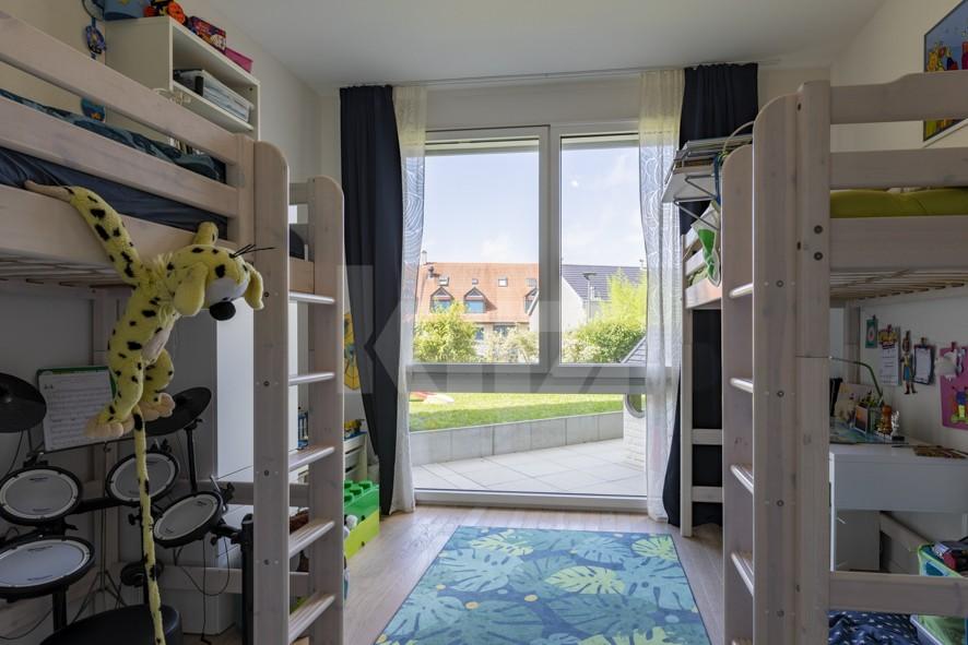 Schöne, gepflegte Wohnung mit privatem Garten - 7
