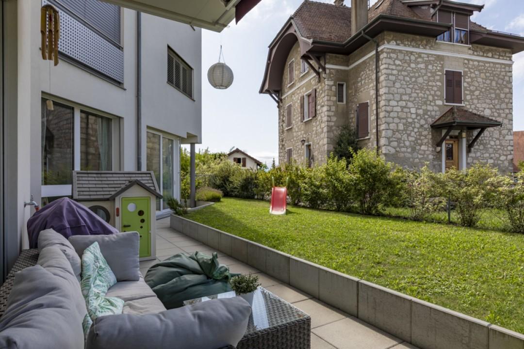 Magnifique appartement très soigné avec jardin privatif - 11