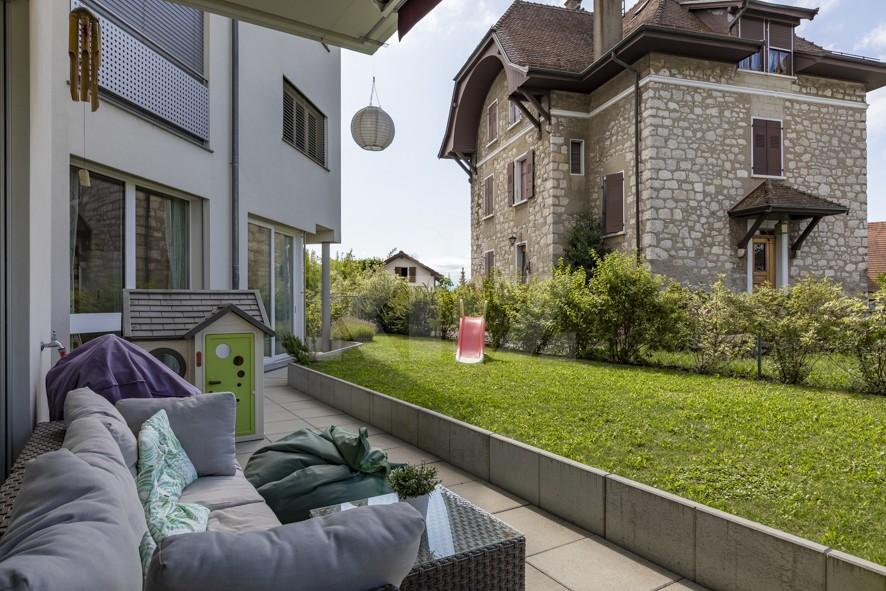 Schöne, gepflegte Wohnung mit privatem Garten - 11