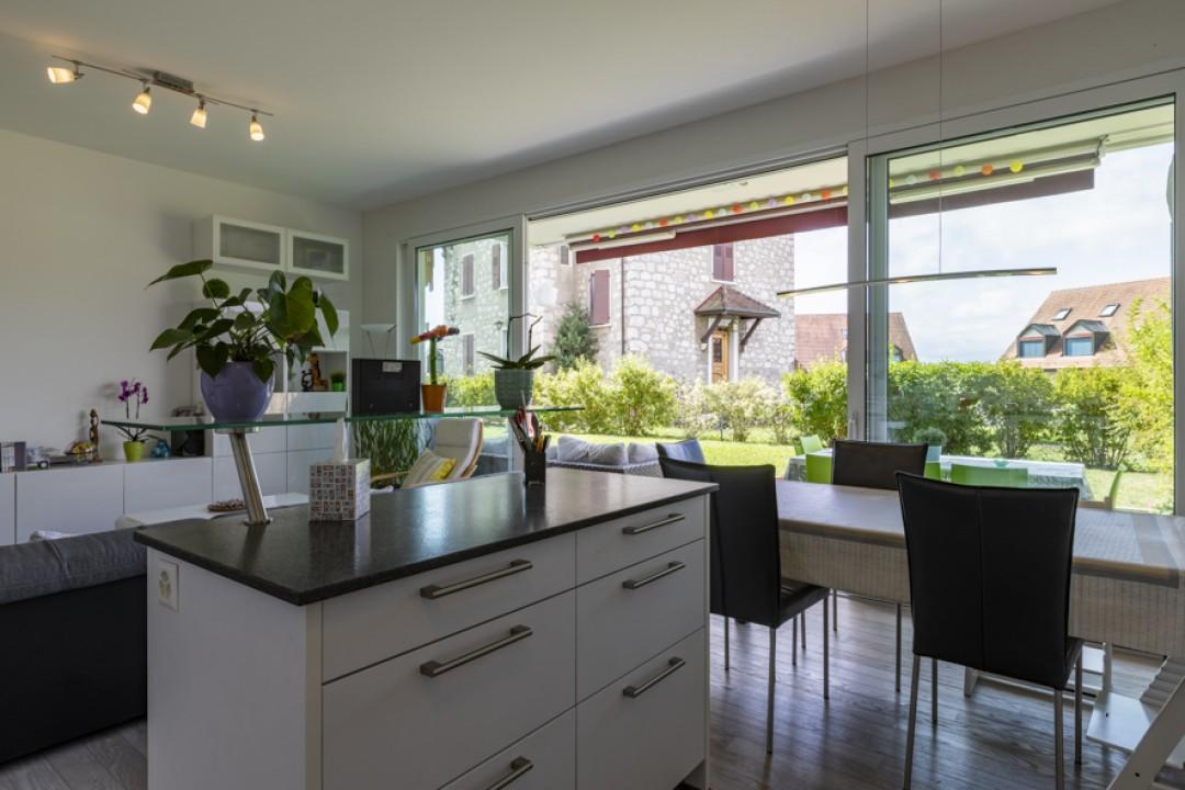 Magnifique appartement très soigné avec jardin privatif - 3