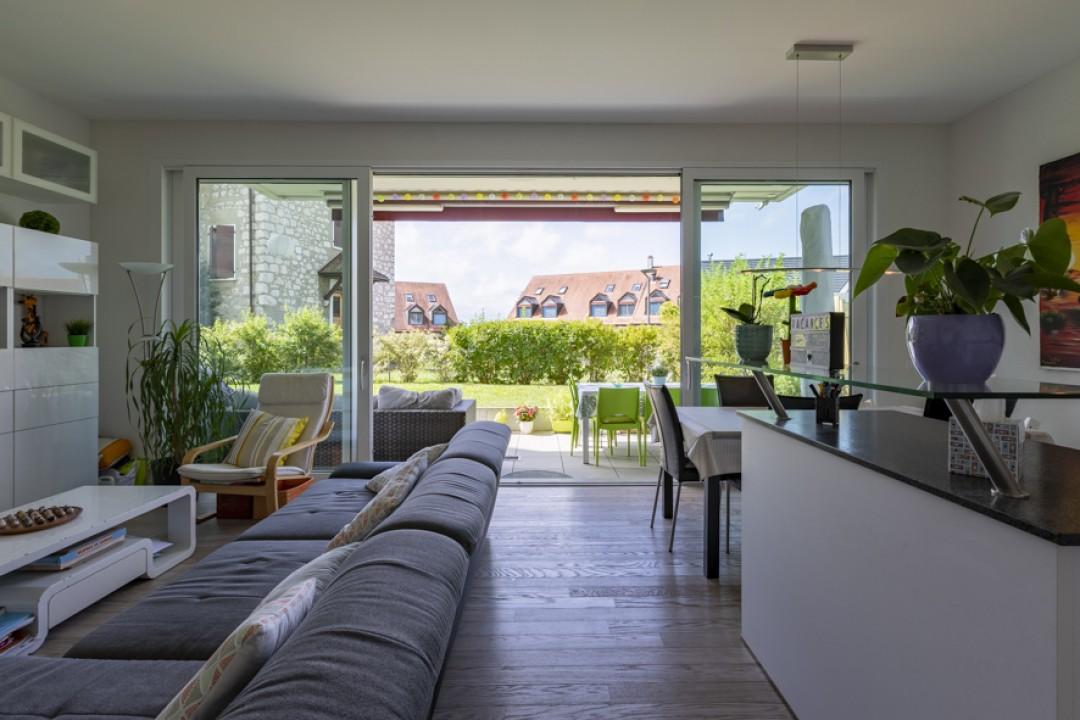 Magnifique appartement très soigné avec jardin privatif - 2