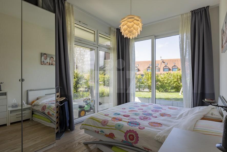Schöne, gepflegte Wohnung mit privatem Garten - 6