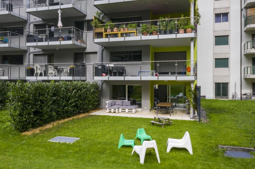 Schöne und sehr gepflegte Wohnung mit tollem Garten - 12