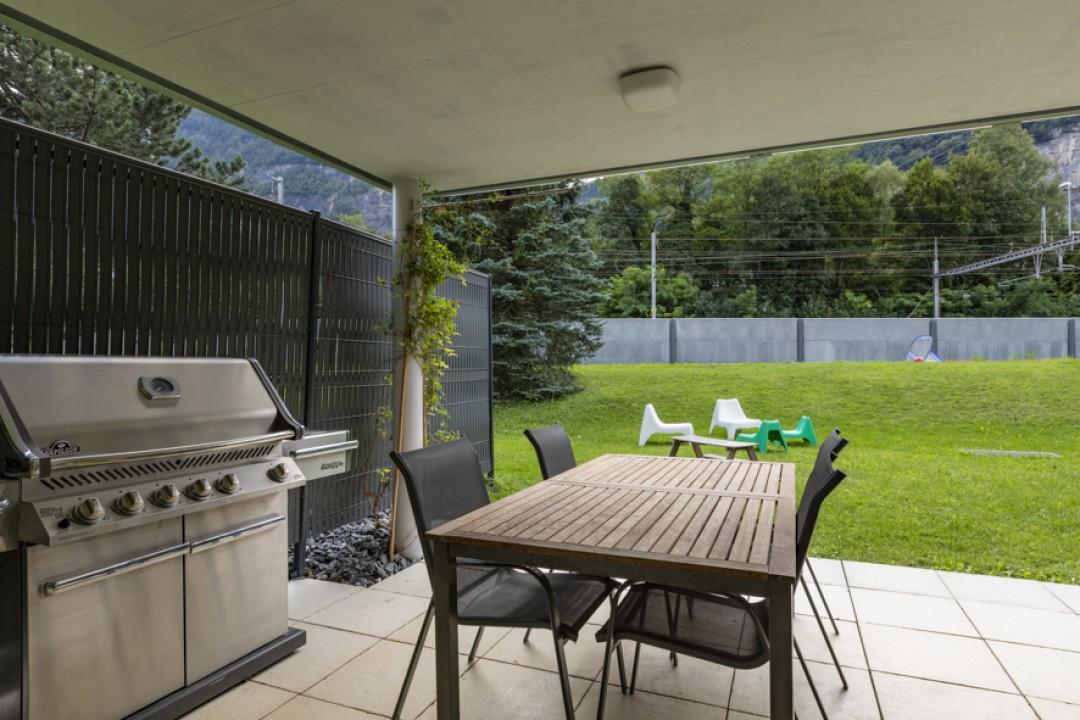 Schöne und sehr gepflegte Wohnung mit tollem Garten - 11