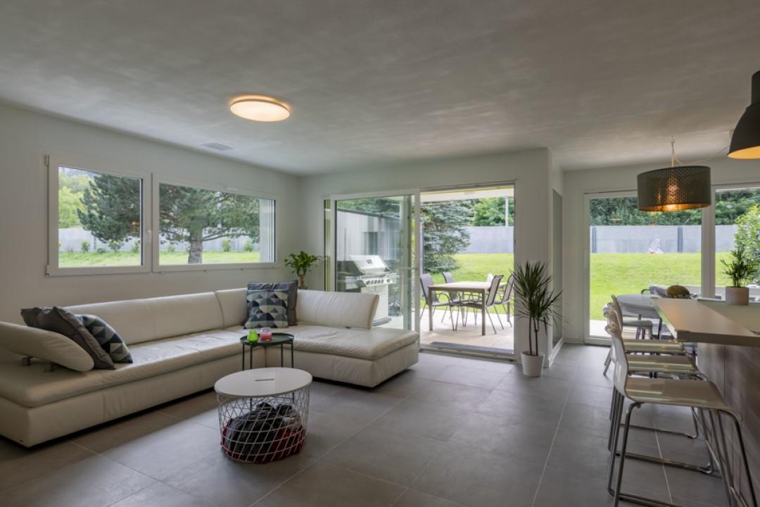 Schöne und sehr gepflegte Wohnung mit tollem Garten - 3