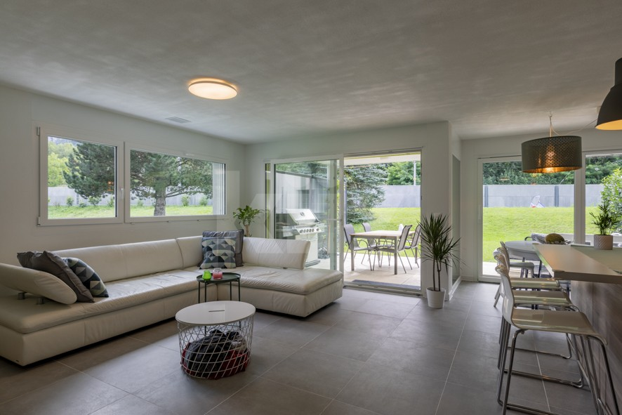 Superbe appartement aux finitions soignées avec beau jardin - 3