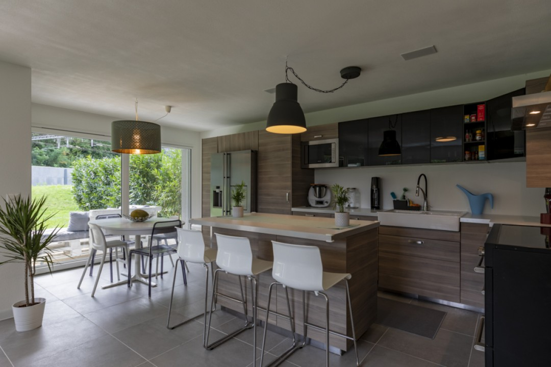 Schöne und sehr gepflegte Wohnung mit tollem Garten - 4