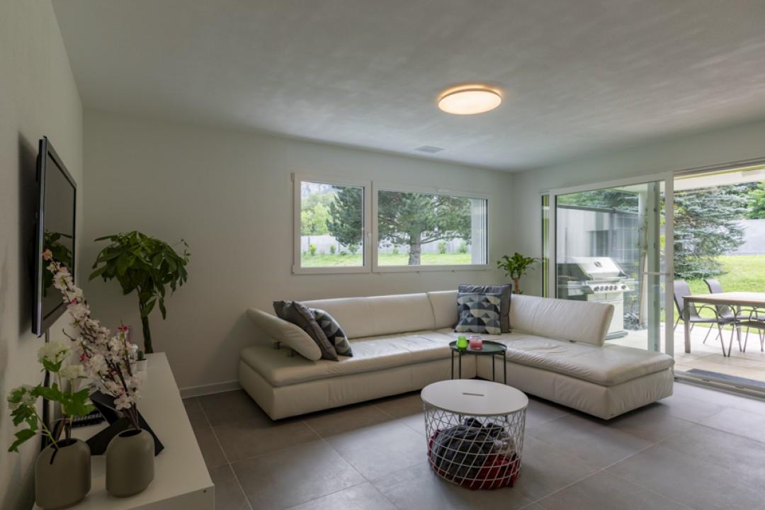 Schöne und sehr gepflegte Wohnung mit tollem Garten - 5