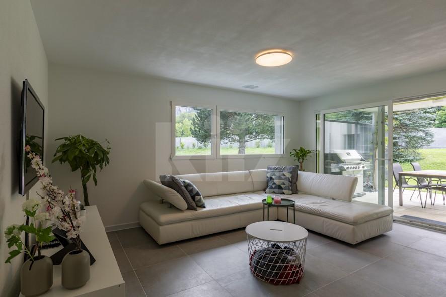 Superbe appartement aux finitions soignées avec beau jardin - 5