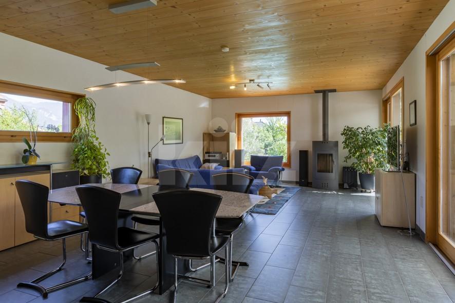 Vendu! Villa individuelle à l'architecture contemporaine - 4