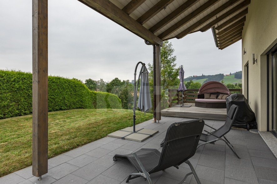 Splendide villa individuelle avec jardin - 12