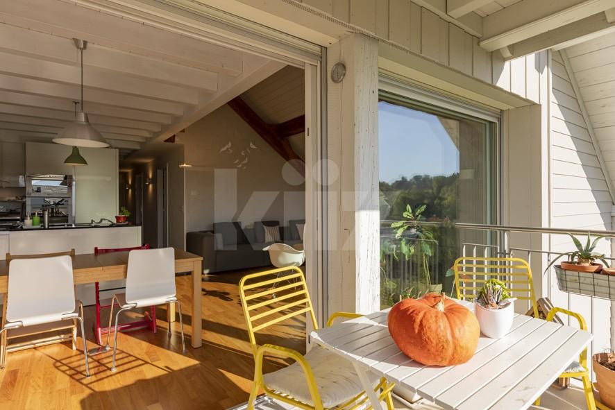 VENDU! Très bel appartement moderne et chaleureux - 10